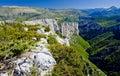 Verdon Gorge Royalty Free Stock Photo