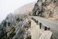 Verdon gorge. Royalty Free Stock Photo