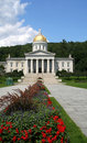 Vermont Capitol Building Royalty Free Stock Photo