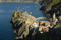 Vernazza, Cinque Terre, Italy Royalty Free Stock Photo