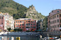 Vernazza, Italy Stock Photos