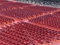 The Verona Arena in Verona in Italy Royalty Free Stock Photo