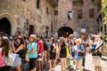 Verona the house of Juliet Royalty Free Stock Photo