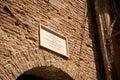 Verona house of Juliet Royalty Free Stock Photo