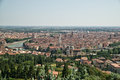 Verona panoramic view Royalty Free Stock Image
