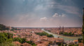 Verona view from Castel San Pietro
