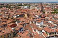 Verona, view of the  downtown, Italy Royalty Free Stock Photo