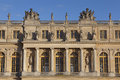 Versailles castle yvelines ile de france france Royalty Free Stock Photos