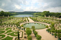 Versailles garden exquisite of Stock Photo