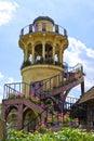 Versailles Marlborough Tower Royalty Free Stock Photo