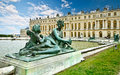 Versailles palace 3 Royalty Free Stock Images
