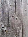 Vertical barnwood boards a wall of grey barn wood Royalty Free Stock Photography