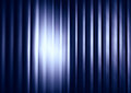 Vertical blueish metal texture with light leak Royalty Free Stock Photo