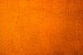 Vertical grunge orange wall texture background Royalty Free Stock Photo