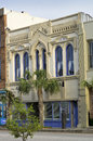 Vertical: Historic Architecture in Galveston, Texa Stock Photos