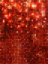 Vertical red  mosaic Royalty Free Stock Photography
