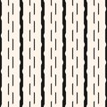 Vertical stripes seamless pattern, design for decor, fabric, furniture, wrapping paper, prints
