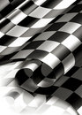 Verticale Checkered de fond Photographie stock libre de droits