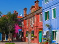 Burano - A very coloured village in Veneto, Venezia, Italy