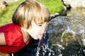 Very cool water! Royalty Free Stock Photography