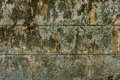 Very grunge wall the old block brick Royalty Free Stock Photos