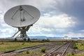 Very Large Array - New Mexico Royalty Free Stock Photo