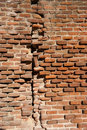 Very Old brick wall Royalty Free Stock Photography