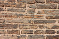 Very old brick wall texture background Stock Photo