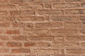 Very old brick wall texture background Stock Photography