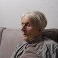 Veľmi starý žena