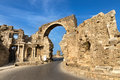 Vespasian Gate Royalty Free Stock Photo