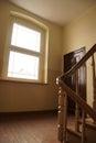 Vestíbulo de la escalera Imágenes de archivo libres de regalías