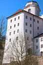 Veste oberhaus castle in passau germany Stock Image