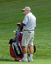 Veteran Caddy, Michael  Stock Photos