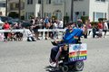 Veteran Long Beach Lesbian and Gay Pride Parade Royalty Free Stock Photo
