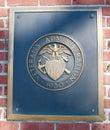 Veterans Administration Seal Royalty Free Stock Photo