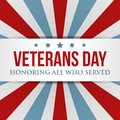Veterans Day background. USA patriotic colorful template