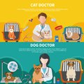 Veterinary Doctor Banners