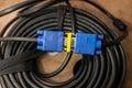 VGA Tech Pc Input Cable Connec...