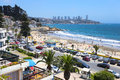 Viña del mar summer time in chile Stock Photography
