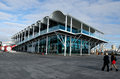 Viaduct events centre auckland nz june visitors at on june it s a stand alone multi purpose center hosted major Royalty Free Stock Images