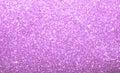 Vibrant bright pink glitter background
