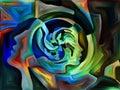 Vibrant Fragmentation