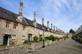 Vicars close in wells the historic somerset Stock Image