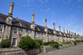 Vicars close in wells the historic somerset Royalty Free Stock Image