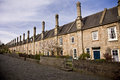 Vicars Close in Wells Somerset Royalty Free Stock Photo