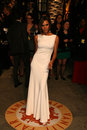 Victoria beckham vanity fair oscar party mortons west hollywood ca Stock Photos