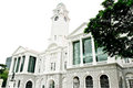 Victoria Memorial Hall Singapore Royalty Free Stock Photo