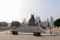 Victoria Memorial, Kolkata , India - Historical monument. Royalty Free Stock Photography