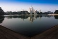 Victoria Memorial, Kolkata , India - reflection on water. Stock Photography
